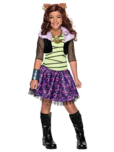 Monster High - Clawdeen Wolf Child Costume ()