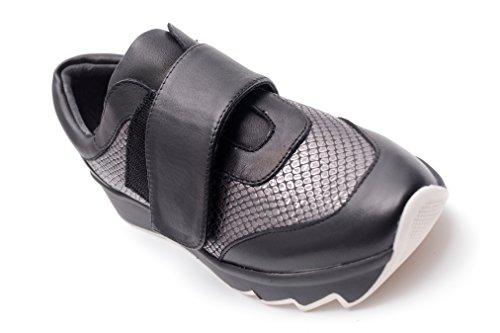 nero Baskets Pretty pour Nana carbone femme qYwxPwO