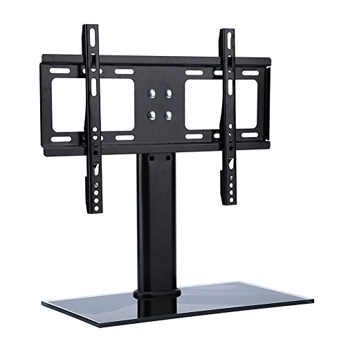 Table Top TV Stand Base, Universal Replacement Tabletop Pede