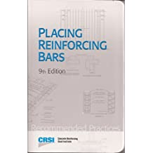Amazon crsi books placing reinforcing bars 9th edition fandeluxe Image collections