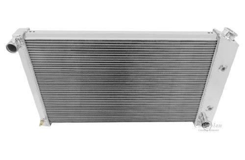 Champion Cooling, Pontiac Firebird-Trans-Am 3 Row All Aluminum Radiator, CC573 Trans Am Car Cool