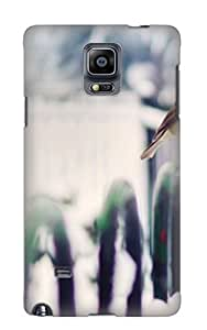 Design High Impact Dirt/shock Proof Case Cover For Galaxy Note 4 (Animal Bird)