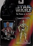 Hasbro Star Wars Potf Green Card Figure C-3Po