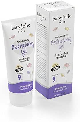 Baby Jolie Mom Care Body Restructuring for Pre and Post Pregnancy Gel Skin Tightening 7 Oz