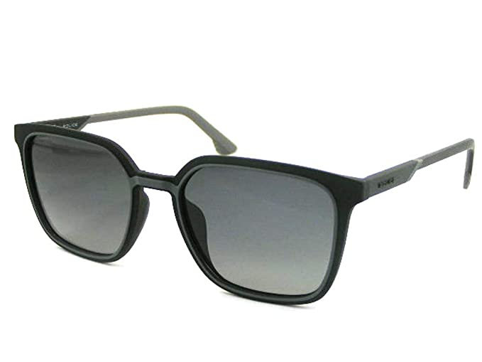 Amazon.com: Gafas de sol de policía Lisboa 2 (SPL-769 C55P ...