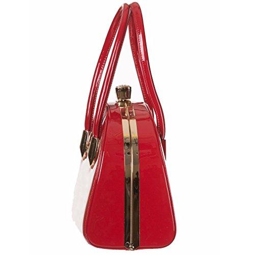 Sac Taille Rouge Pour À Femme Unique Banned Main dYPS1Xqdn