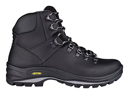 nbsp;Hiker Gear Solid sg1282947 Safety Footwear Size nbsp;Black 47 qPS8SwTr4