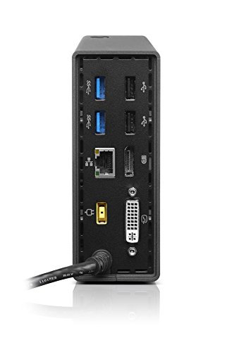 Lenovo ThinkPad OneLink Pro Dock With AC Adapter (4X10E52935) In The Factory Sealed Lenovo USA Retail Packaging by Lenovo (Image #1)