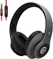 Prtukyt Wireless Headphones Over Ear, [50 Hrs Playtime] Bluetooth Headphones, 6EQ Modes, Foldable Bluetooth Headset...
