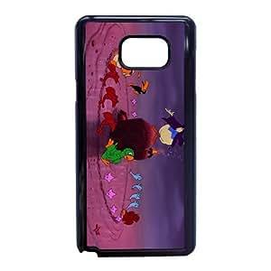 Samsung Galaxy Note 5 Phone Case Black Alice in Wonderland The Dodo KLI5102650