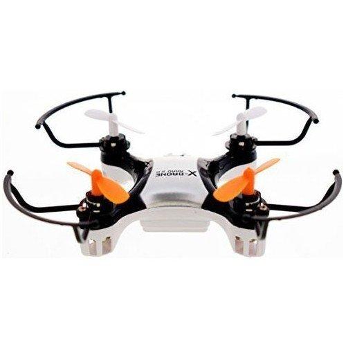 Radio Black Controlled Helicopter (X-Drone Nano 2.0 -
