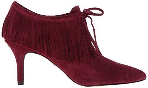 Bella Vita Women Pumps Pelle Scamosciata Bordeaux