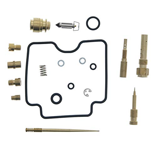 Race Driven Carburetor Repair Kit Carb Kit for Yamaha YFM 400 Kodiak YFM400