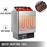VEVOR Sauna Heater 9KW Dry Steam Bath Sauna