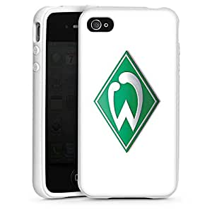 APPLE iPhone 3 GS Funda Premium Case Protección cover Werder Bremen Fan Artículo Fußball