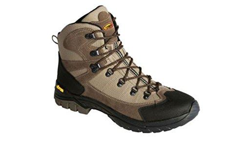 """Scarpe Trekking Alto Scamosciata Safety Shoes""""PORDOI"""""""