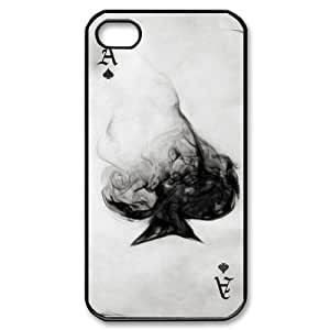 ace of spades Hard Case Cover Skin for iphone 4/4S IW9P4PLEAN6A57SM