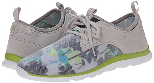 Light para CusheShakra Shakra Surf Mujer Grey Lime 7HPOxwPq
