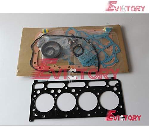 Kubota Excavator V2203 v2203-M V2403 Juego de juntas para motor completo