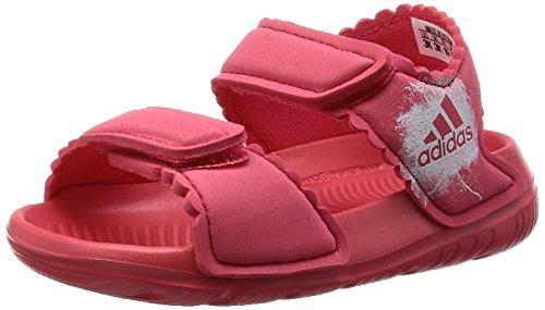 adidas Unisex Baby AltaSwim G I Sandalen Pink (Corpnk/ftwwht/ftwwht Ba7868)