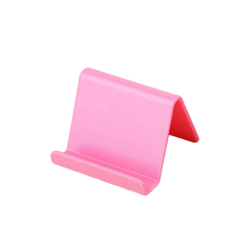 fish Plastica universale supporto di base per lo smartphone di colore della caramella del telefono mobile Staffa
