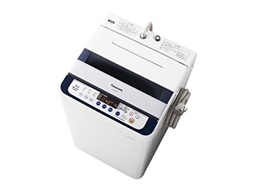 Panasonic 全自動洗濯機 7kg ブルー NA-F70PB7-A B00GK8ZTAM