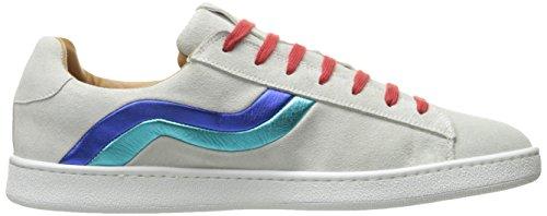 Marc Jacobs Mens S87ws0231 Mode Sneaker Vit Combo
