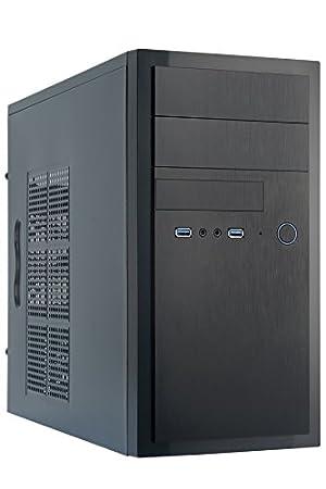 Chieftec HT-01B-OP Carcasa de Ordenador Mini-Tower Negro ...