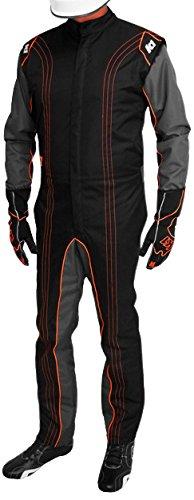 Best k1 racing suit orange