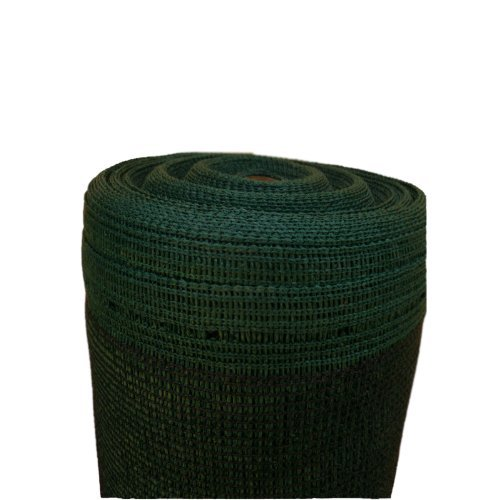 5m Schattiernetz Zaunblende Tennisblende Windschutznetz Bauzaun 150g 2m breit