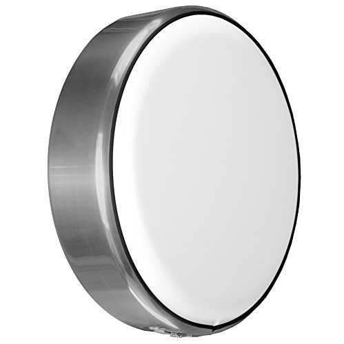 Boomerang MasterSeries - Continental Tire Cover Kit (215/85R16) - (Molded Plastic Face & Polished Stainless Ring) - White ()