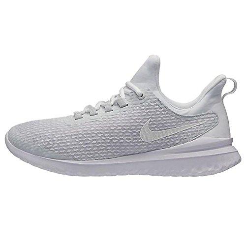 Grau Pure Herren Platinum Sneakers Renew Rival 001 NIKE White qdUwIXX