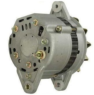 Belt Alternator Starter (Alternator for Hitachi & Link-Belt Excavator w/ Isuzu 24 Volt, 20 Amps)