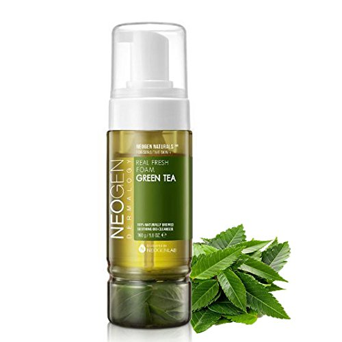 Green Tea Face Cleanser