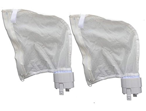 Polaris 360 Pool Cleaner (2 Pack Polaris 360 380 All Purpose Bag (Zipper Opening) Replace Part)