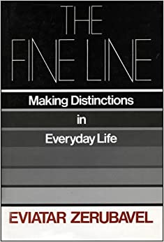 Book The Fine Line: Making Distinctions in Everyday Life