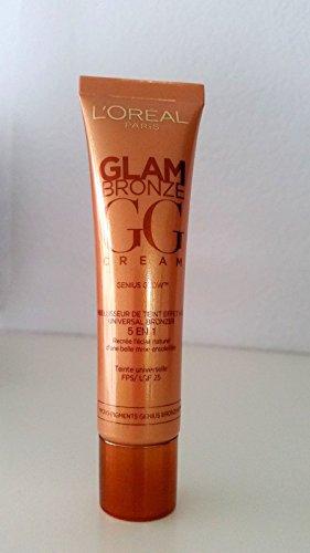 Glam Bronze by L'Oreal Paris GG Cream