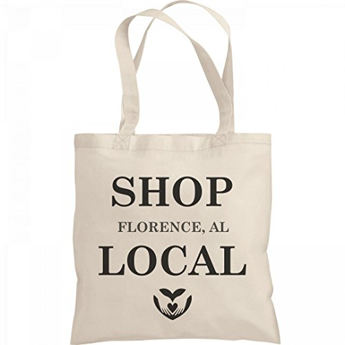 Shop Local Florence, AL: Liberty Bargain Tote - Shopping Al Florence