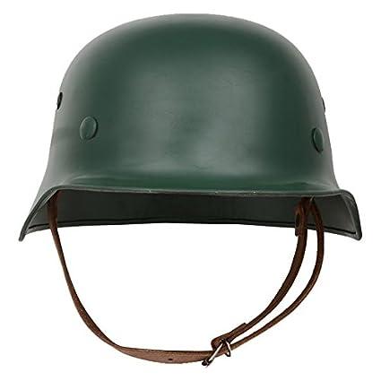 Amazon com: German WWII M35 Paratrooper Helmet: Home & Kitchen