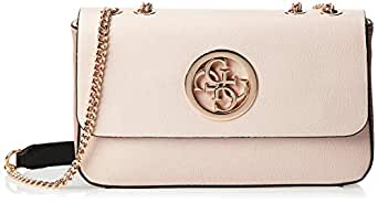 GUESS Women's Cross-Body Handbag, Blush - VR718621