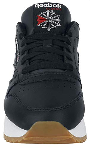 bianco Reebok Nero Double Lthr Cl Sneaker wqqBXHp