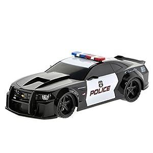 1/18 Scale Police Car Radio Remote Control R/C RTR - 41axYuAVsJL - 1/18 Scale Police Car Radio Remote Control R/C RTR