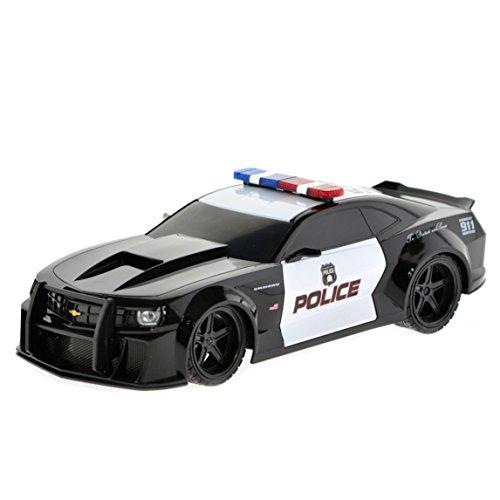 118-Scale-Police-Car-Radio-Remote-Control-RC-RTR