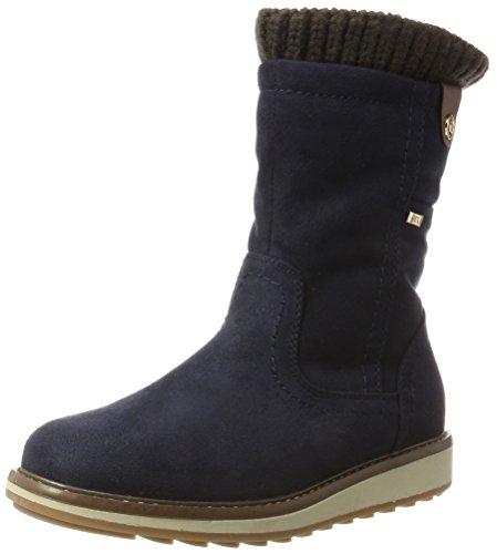 Tom Tailor Women's 3792707 Boots Blau (Navy) 8Kg3XTXBr