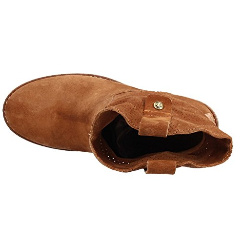 Velourleder PANAMA B7 Carnaby Boots Bark JACK FqIA7