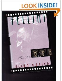 book cover of Fellini