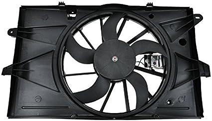 Ventilador de radiador para Ford Taurus mercurio Sable Lincoln MKS ...