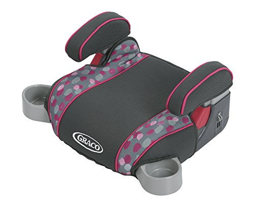 Graco Backless TurboBooster Car Seat, Poppy