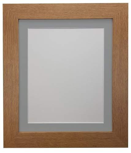 Paquete De 10 Crema//Marfil Tamaño de la imagen//foto Montajes 16x12 para 12x8 pulgadas