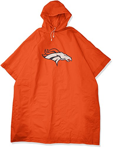 Broncos Laptop Denver - The Northwest Company Officially Licensed NFL Denver Broncos Deluxe Poncho